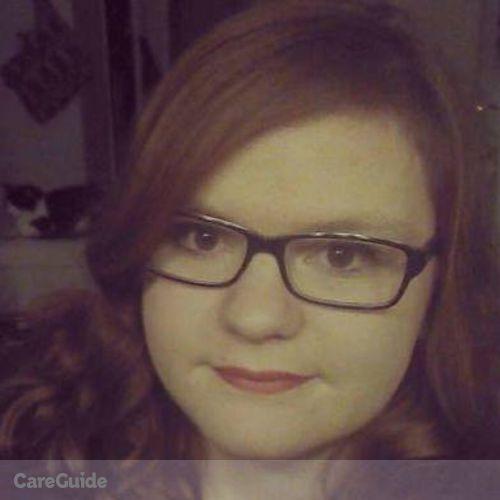 Canadian Nanny Provider Jessica Sherman's Profile Picture