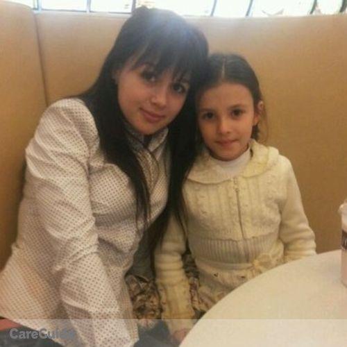 Canadian Nanny Provider Iuliia Spizhevskaya's Profile Picture
