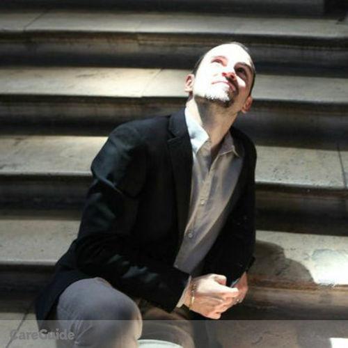 House Sitter Provider Giuseppe De Gregorio's Profile Picture