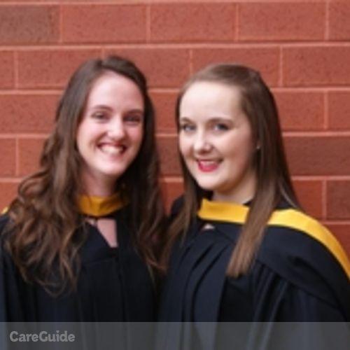 Canadian Nanny Provider Megan Mc.'s Profile Picture