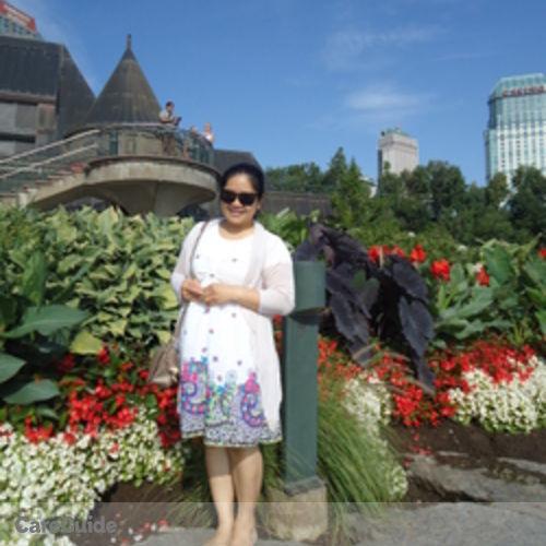 Canadian Nanny Provider Christine Magno's Profile Picture
