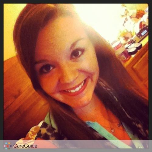 Child Care Provider Nicole D's Profile Picture