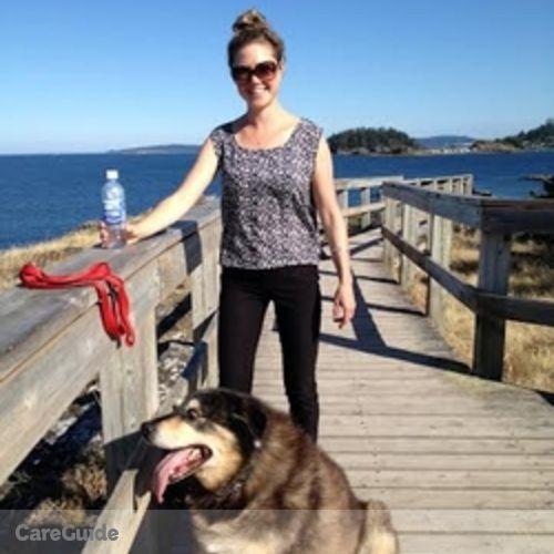 Canadian Nanny Provider Andrea McLaughlin's Profile Picture