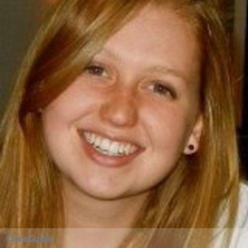 Canadian Nanny Provider Francesca Waterton's Profile Picture