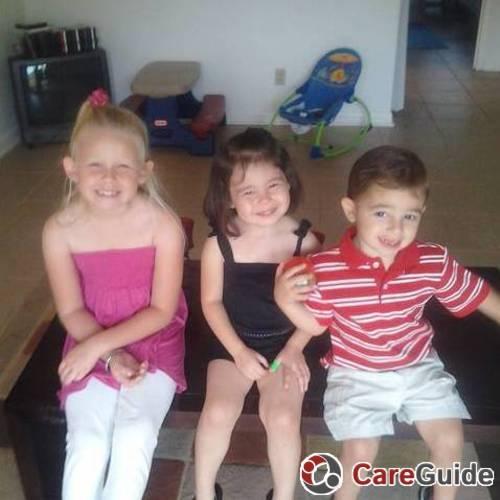 Child Care Job Jessica B's Profile Picture