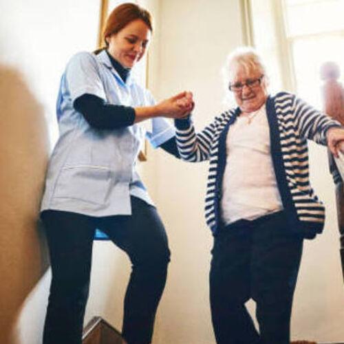 Skillful Freelance Elder Care Provider