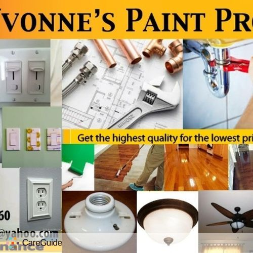 Painter Provider Chamere P's Profile Picture