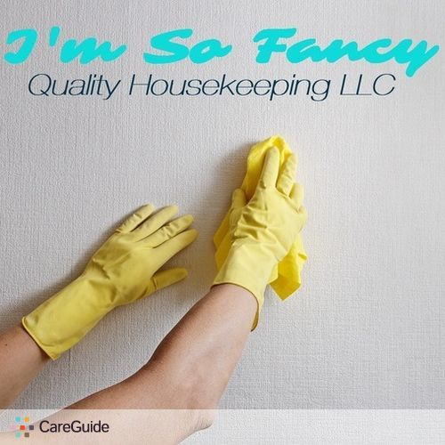 Housekeeper Provider Fancy Lady's Profile Picture