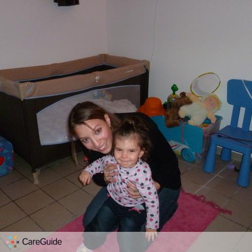 Child Care Provider Imene B's Profile Picture