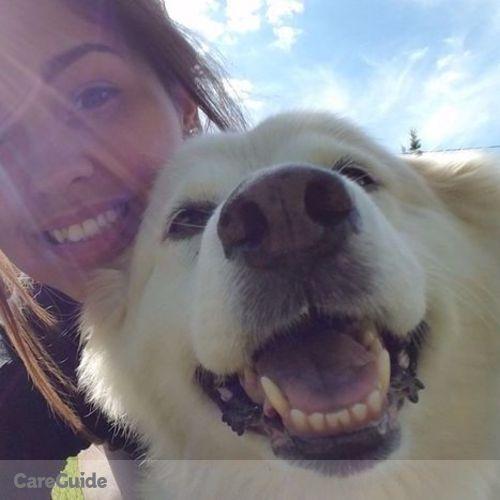 Pet Care Provider Nathalia R's Profile Picture