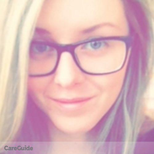 Canadian Nanny Provider Nicole Crough's Profile Picture