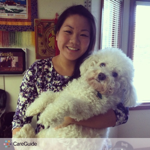 Pet Care Provider Melissa Chu's Profile Picture