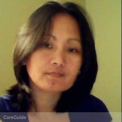 Canadian Nanny Provider Rodeliza Du's Profile Picture