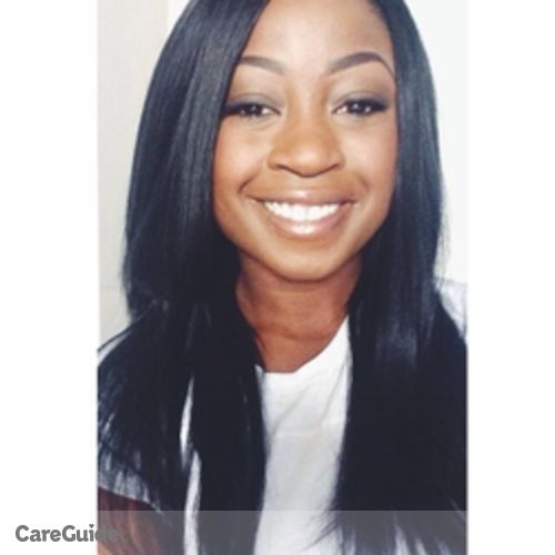 Canadian Nanny Provider Danai Mushayandebvu's Profile Picture