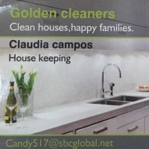 Housekeeper Provider Claudia Campos's Profile Picture