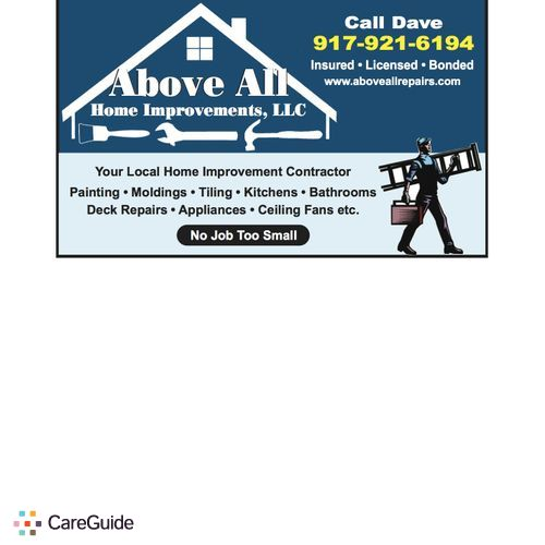 Handyman Provider David Morin's Profile Picture