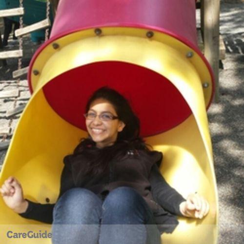 Canadian Nanny Provider Monica G's Profile Picture
