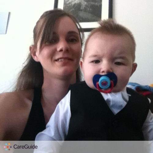 Child Care Provider Danielle P's Profile Picture