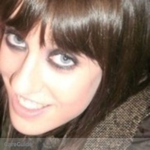 Canadian Nanny Provider Elena Galiana's Profile Picture
