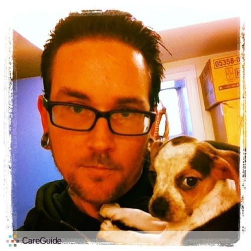 Pet Care Provider Travis Cragle's Profile Picture