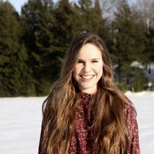 Canadian Nanny Provider Rebekah M's Profile Picture