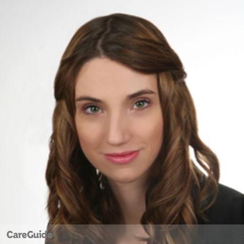 Canadian Nanny Provider Anja W's Profile Picture