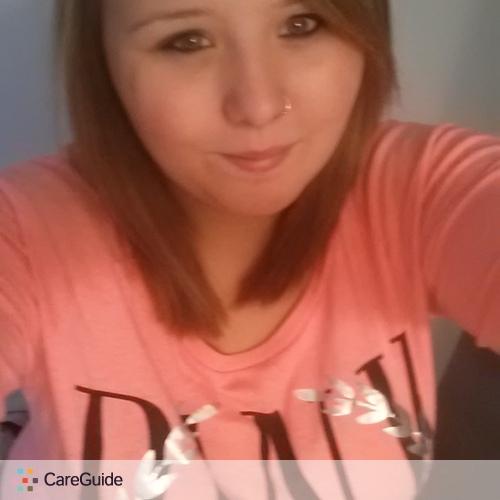 Child Care Provider Sasha Wiebe's Profile Picture