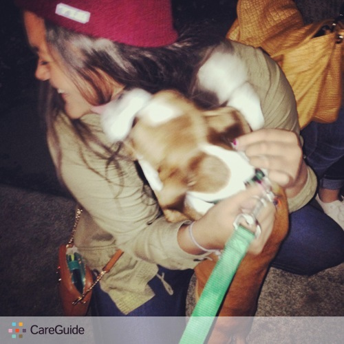 Pet Care Provider Ashley R's Profile Picture