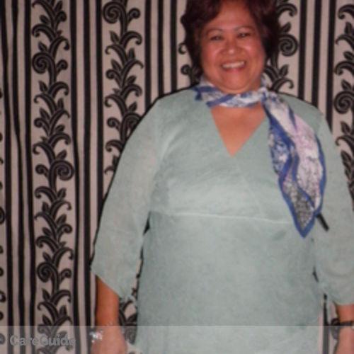 Canadian Nanny Provider Maria Verrier's Profile Picture