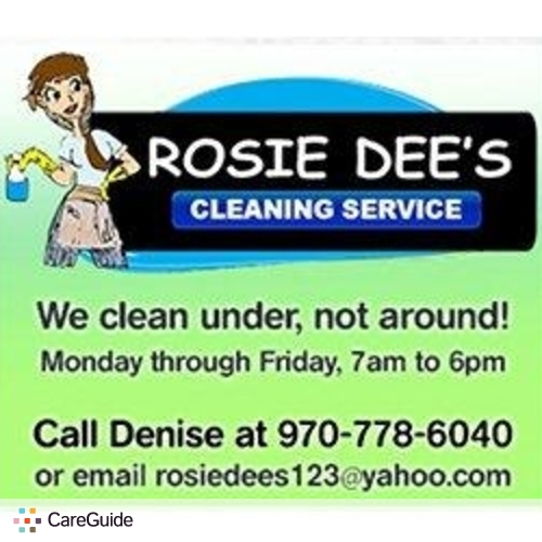 Housekeeper Provider Denise Little's Profile Picture