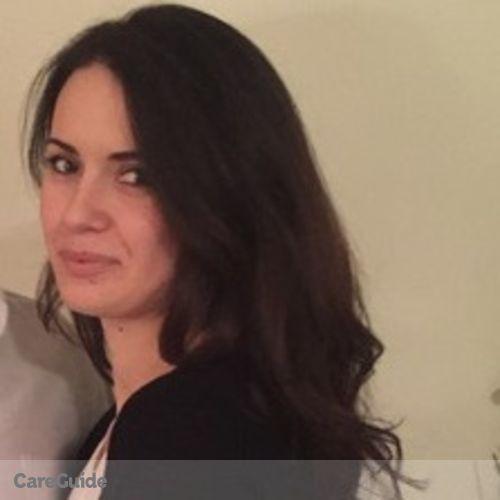 Canadian Nanny Provider Nina G's Profile Picture