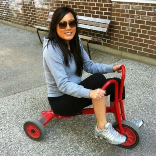 Canadian Nanny Provider Melissa Chan's Profile Picture