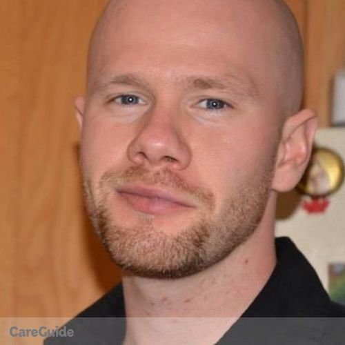 Pet Care Provider Andrew Barnett's Profile Picture
