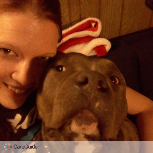 Pet Care Provider Jessica Cannon's Profile Picture