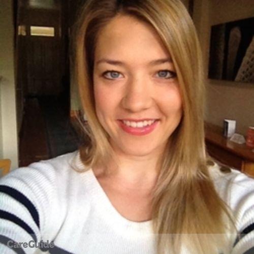 Canadian Nanny Provider Bridget Rieger's Profile Picture