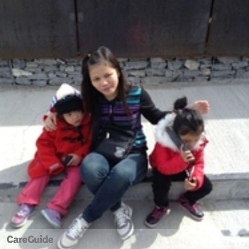 Canadian Nanny Provider Mayette Tubig's Profile Picture