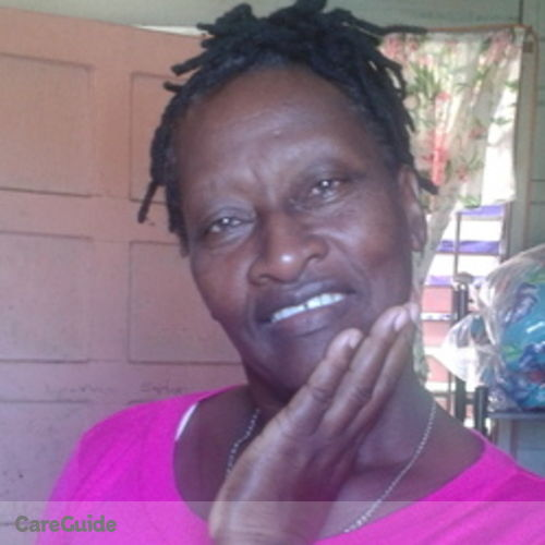 Housekeeper Provider Panzeta Tomlinson's Profile Picture