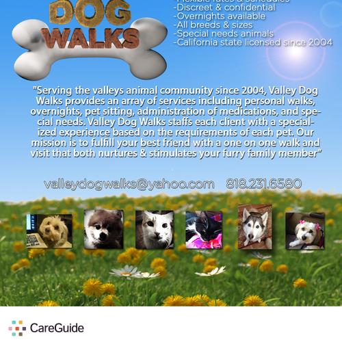 Pet Care Provider Patrick K's Profile Picture