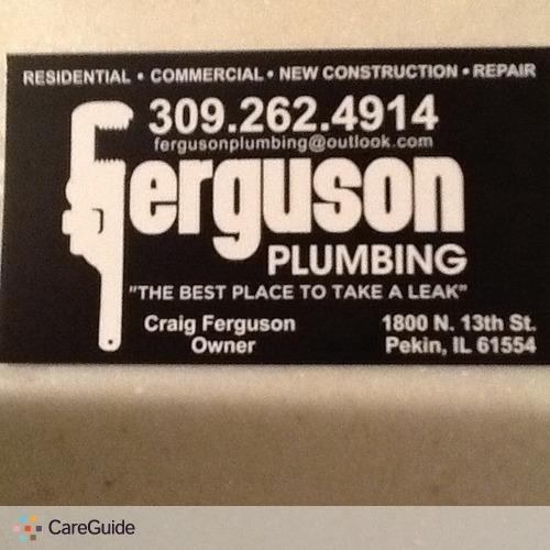 Plumber Provider Craig Ferguson's Profile Picture