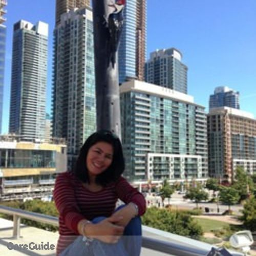 Canadian Nanny Provider Flordiliza P's Profile Picture