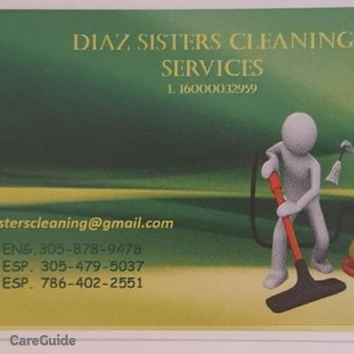 Housekeeper Provider Betty Diaz's Profile Picture