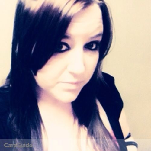 Canadian Nanny Provider Sarah F's Profile Picture