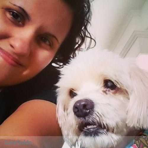Pet Care Provider Carla Jaramillo's Profile Picture