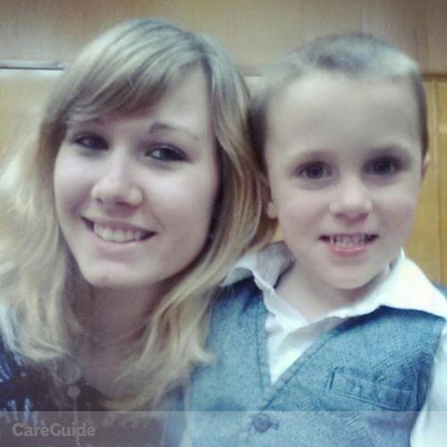 Canadian Nanny Provider Melissa Hilmer's Profile Picture