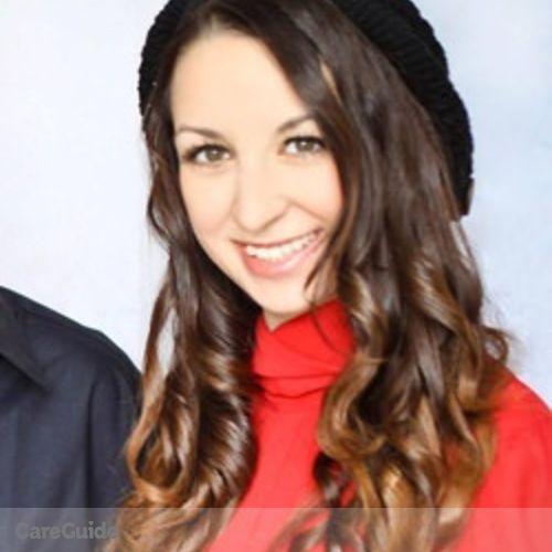 Canadian Nanny Provider Sarah Bonneville's Profile Picture