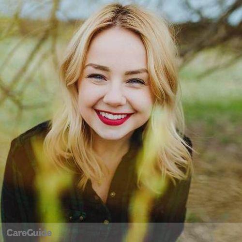 Canadian Nanny Provider Alisha Walls's Profile Picture