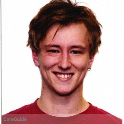 Canadian Nanny Provider David Mottle's Profile Picture
