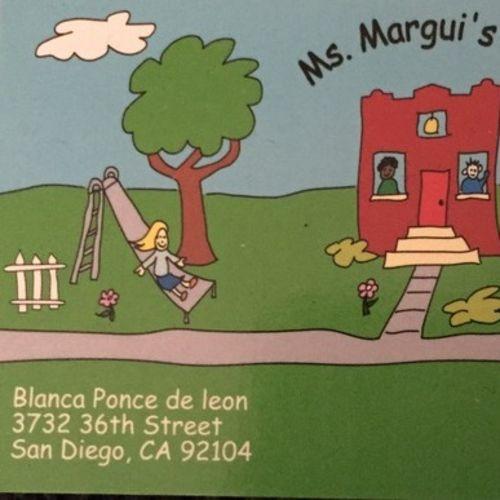 Child Care Provider Blanca Ponce de leon's Profile Picture
