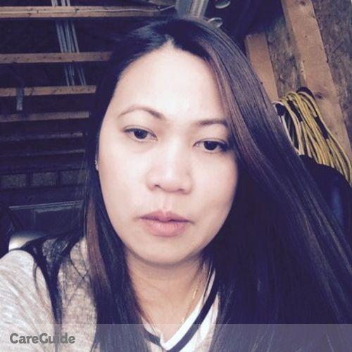 Canadian Nanny Provider Katherine Estrella's Profile Picture