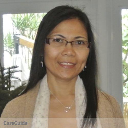 Canadian Nanny Provider Jo T's Profile Picture